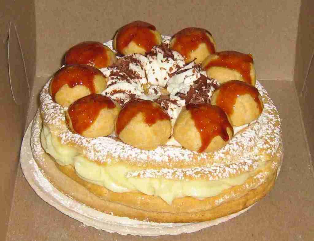 Patron Saint Of Baking Cakes