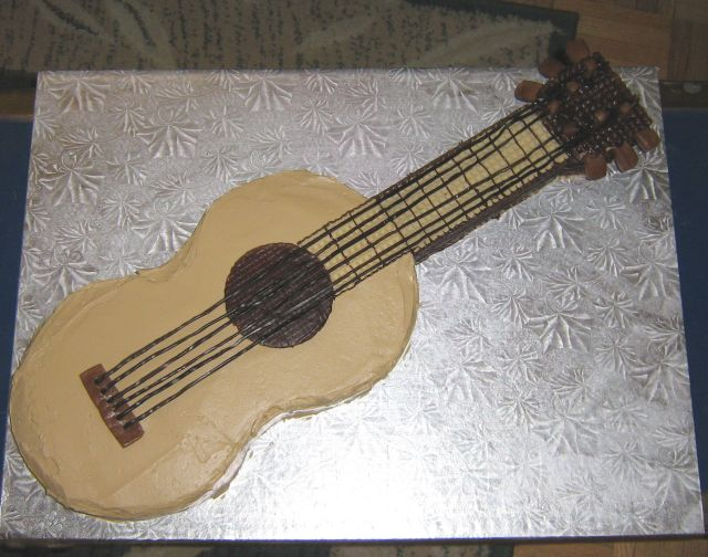 Guitar Cake Images With Name : 301 Moved Permanently
