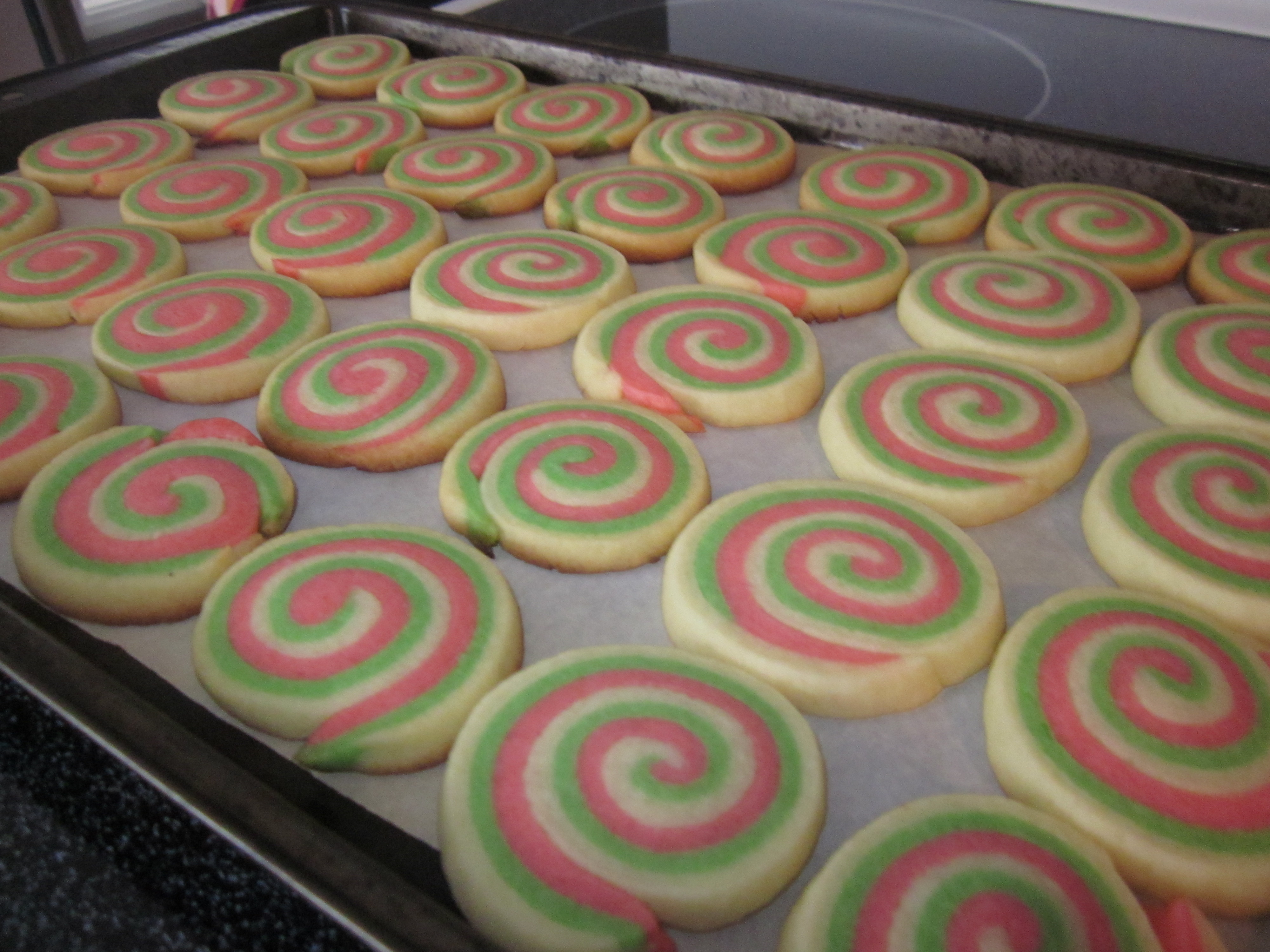 Peppermint Pinwheels | Sweet Leaf